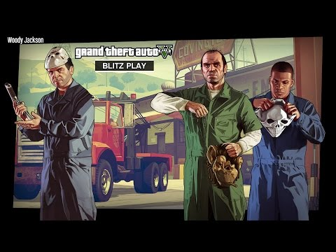GTA V Heist Soundtrack — Blitz Play