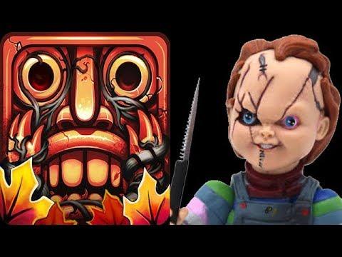 Temple Run 2 Vs Chucky Slash & Dash