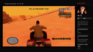 GTA San Andreas Ps4
