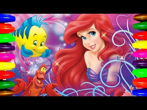 Creative Coloring Pages Kids Videos Disney