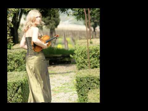 J.Chr.BACH-CASADESUS. Viola Concerto (2 mov) Anna Serova - viola