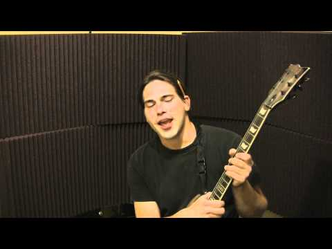 guitar lessons, rock guitar lessons, metal guitar with Mike Madaragia at the Music Factory OC