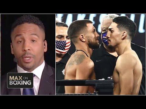 Andre Ward breaks down Vasiliy Lomachenko vs. Teofimo Lopez   Max on Boxing