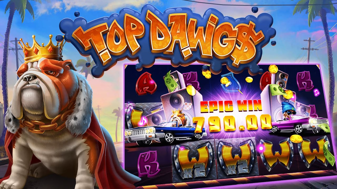 TOP DAWG$ 🐕 (RELAX GAMING) 👑 ONLINE SLOT - YouTube
