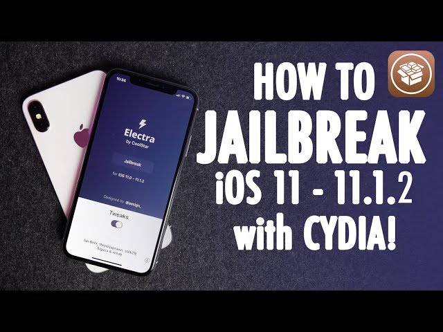 How to Jailbreak Your iPhone (iOS 11) - Make Tech Easier