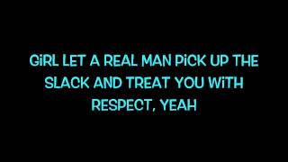 Chivalry is dead by Trevor Wesley Lyrics