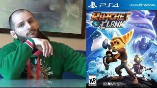 ¡¡¡RATCHET AND CLANK ES LA SORPRESA DE PS4!!! - Sasel - Playstation 4 - Sony - Spanish - Español