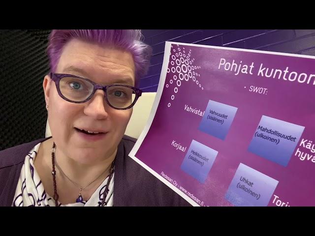 Mikä on SWOT analyysi? Miten se auttaa markkinoinnissa?