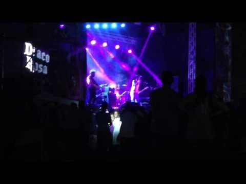 Robi Draco Rosa en Panamá - Esto es vida - Fest4u 2/2