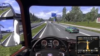 Ets2 Euro Truck Simulator 2 Speed Record 255 Km H