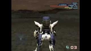 Mobile Suit Gundam G-Saviour PS2 Gameplay