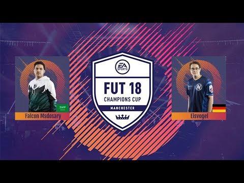 FIFA 18 - FUT Champions Cup Manchester GRAND FINAL Falcon Msdosary vs Eisvogel