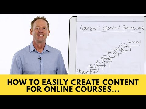 How To Easily Create Content For Online Courses And Social Media