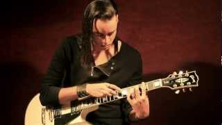 Con Te Partiro - Time To Say Goodbye - Tapping Guitar