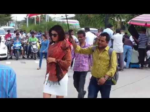 Kajal Aggarwal in VIT University, Chennai || Breadboard Films || VIT Chennai