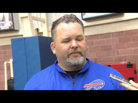 """Greg Roman: """"We're Throwing a lot at Them"""""""