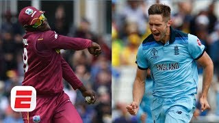 Did Chris Woakes bowl the top spell? Was Sheldon Cottrell's catch the best? | 2019 Cricket World Cup
