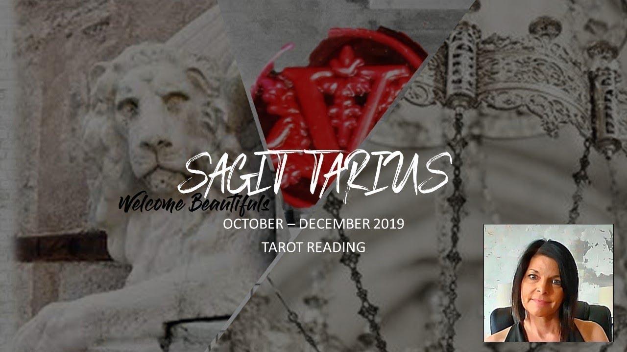 tarot sagittarius december 2019