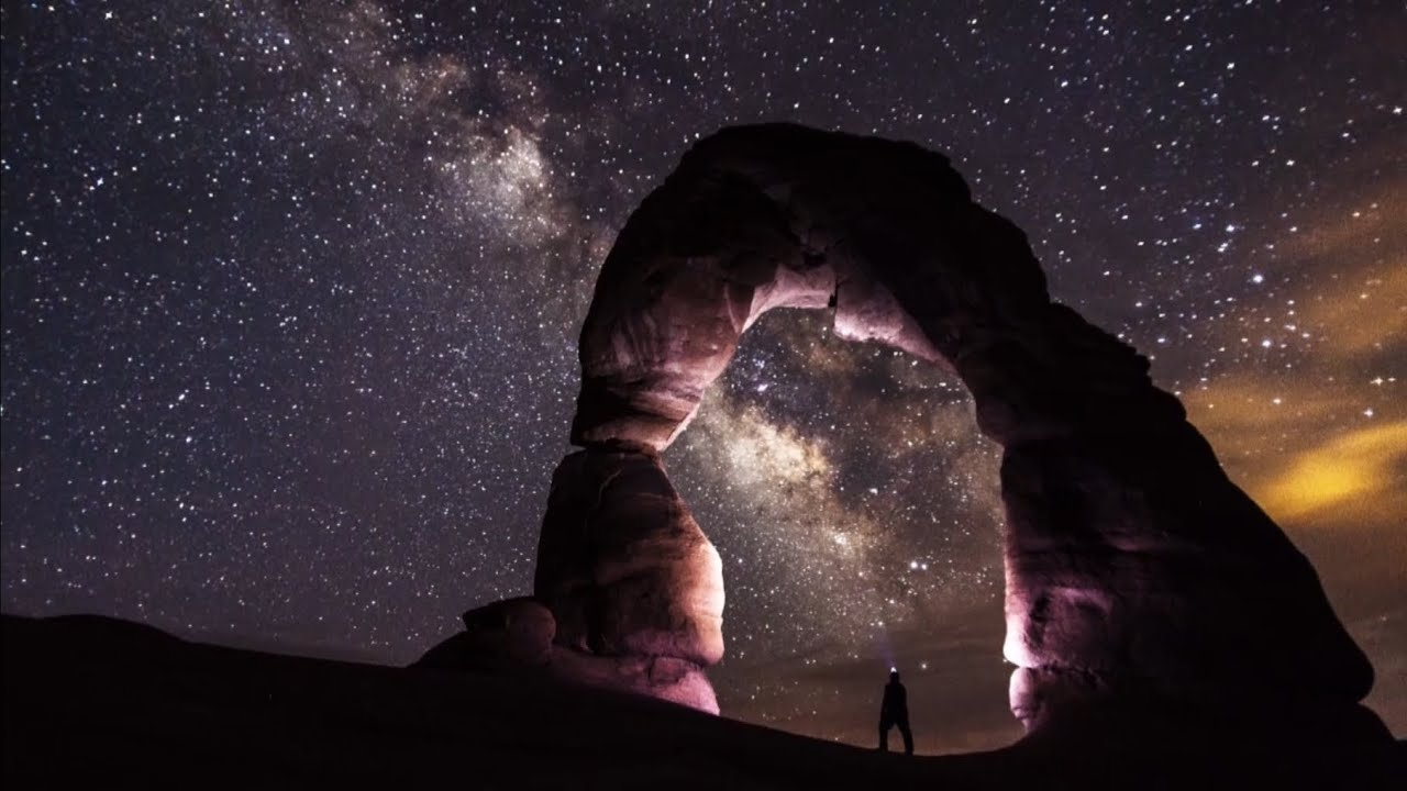 Night Skies In Arches National Park My Utah Parks
