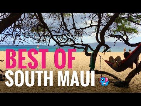 Best of South Maui: Da Kitchen, Makena, Kam 2 & 3, Ahihi Kinau, Marriott Luau