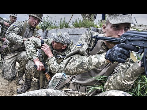 Ukrainian Army In INTENSE Training: Ukraine Stands Ready To Respond To Aggression