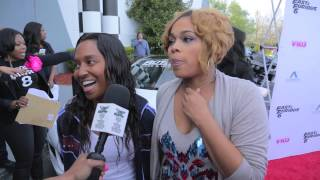 TLC (Chilli & T-Boz) - Full Interview w/ ME or THE WHIP