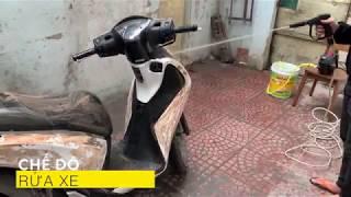 Máy rửa xe etop nhập khẩu thái lan