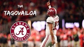 "Tua Tagovailoa || ""The Samoan"" || Alabama Freshman Highlights || 2017"