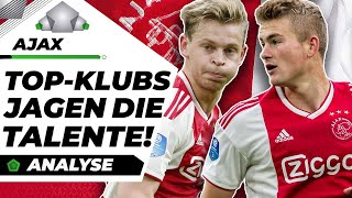Ajax Amsterdam: Revolutionäre der Jugend! |Analyse