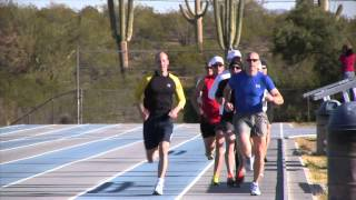 Single Digits - FBI Arizona and the 2012 Baker to Vegas Challenge Cup Relay