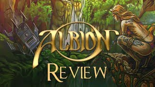 Albion Review - 1995 CRPG