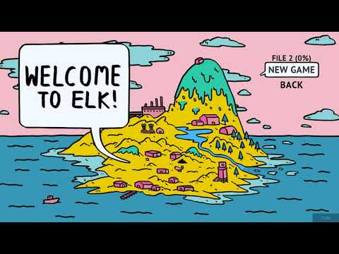 NEW COLORFUL GAME! - Welcome To Elk! Gameplay |