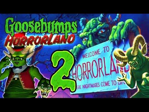 Goosebumps HorrorLand Walkthrough Part 2 (PS2, Wii) ☣ No Commentary ☣