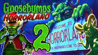 Goosebumps HorrorLand Walkthrough Part 2 (PS2, Wii) ☣ No Commentary ☣