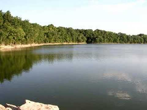 Little sac river and mcdaniel lake youtube for Fishing lakes in missouri