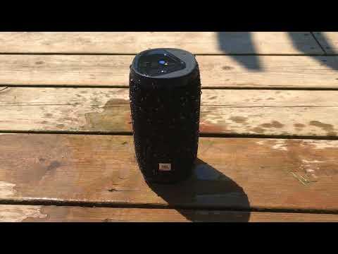 JBL Link 10 Smart Speaker Blogger Review