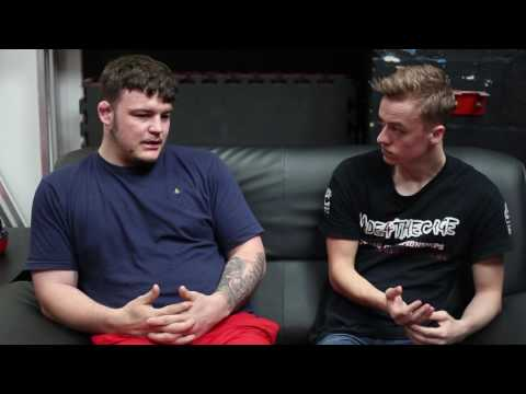 Made 4 The Cage 21 - Thomas Denham Interview