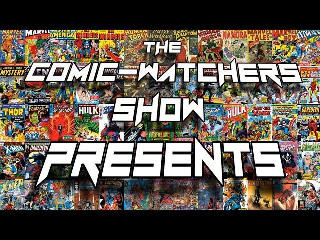 Special Guest Ryan Parrott, writer of Power Rangers from BOOM! Studios! - Comic Watchers Presents