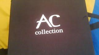 unboxing alexandre christie AC 9205 MC Rose Gold