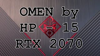 Review - OMEN by HP - 15 - 2019 Edition