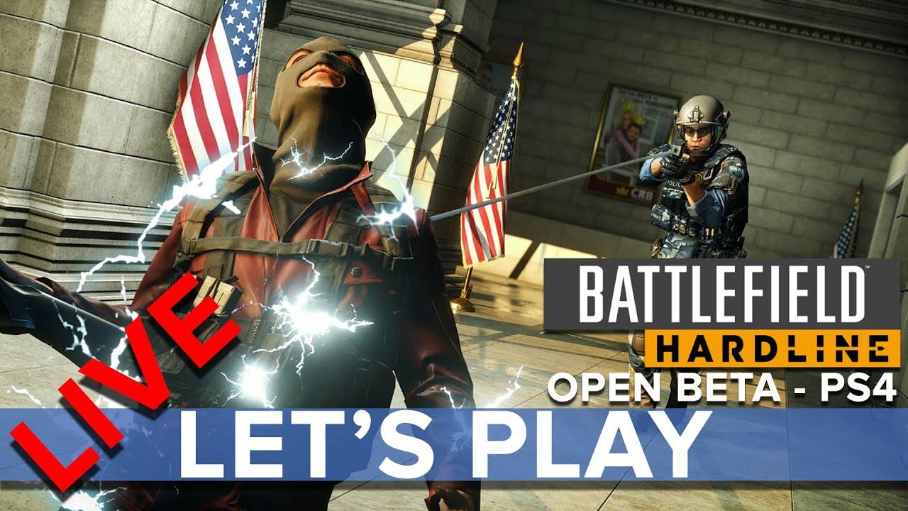 Battlefield Beta Ps4