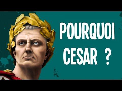 Pourquoi les empereurs romains s'appellent César - Questions Histoire adulte #2