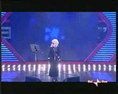 LOREDANA BERTE' A X FACTOR - 6 MAGGIO 2008