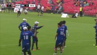WUGC 2016 - Canada vs Japan Men's