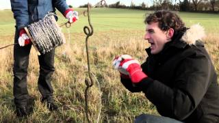 Why Barbed Wire? - WW1 Uncut: Dan Snow - BBC