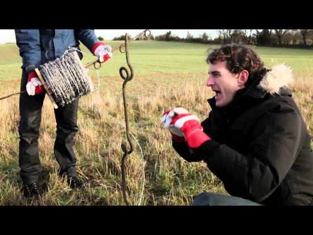 Why Barbed Wire? – WW1 Uncut: Dan Snow – BBC