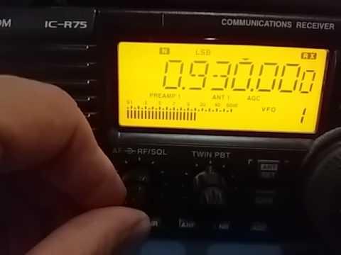 CX20 Radio Monte Carlo, Montevideo URUGUAY - 930 kHz