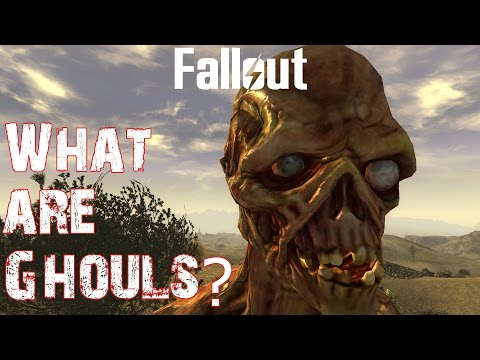 Theories, Legends and Lore: Fallout Universe- Ghouls