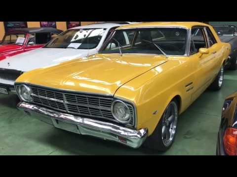 Mm Clasicos Ford Falcon Coupe V8 289 Muscle Car 1967 Youtube