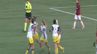 ChievoVerona Valpo-Milan: 2-5